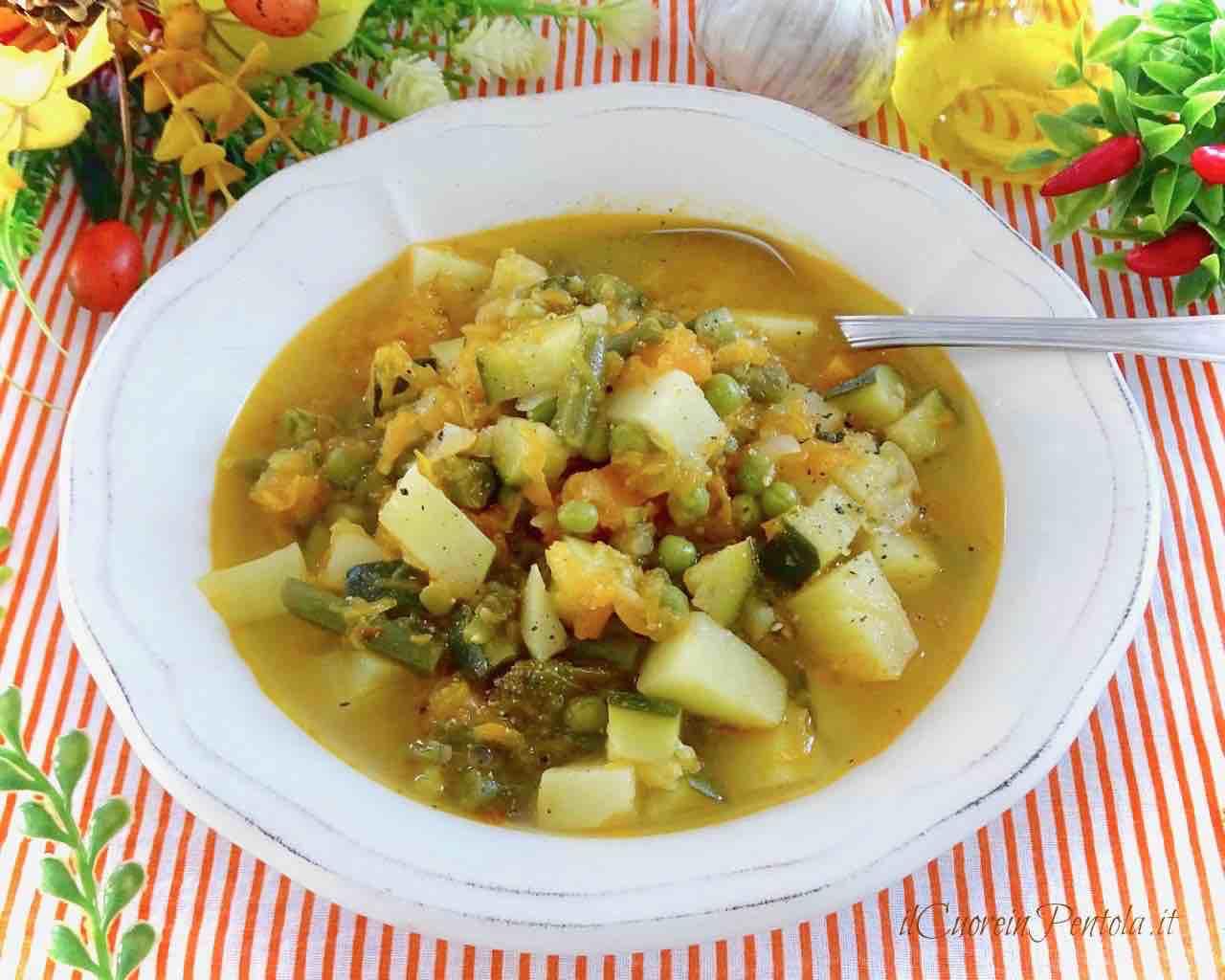 Dieta Settimanale Equilibrata Per Dimagrire : La dieta del minestrone dimagrire con l aiuto delle verdure